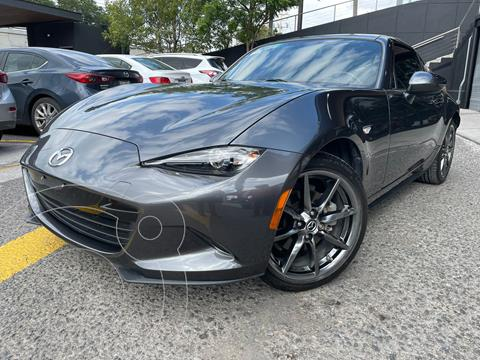 Mazda MX-5 RF Aut usado (2019) color Gris precio $450,000