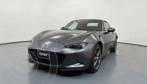 Mazda MX-5 RF Aut usado (2017) color Gris precio $389,999