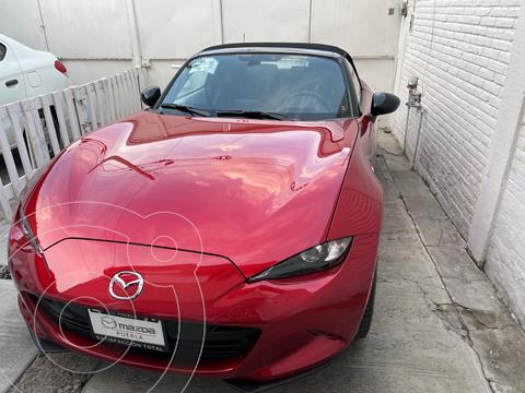 Mazda MX-5 i Sport usado (2021) color Rojo precio $380,000