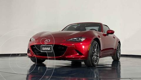 Mazda MX-5 Grand Touring usado (2018) color Rojo precio $392,999