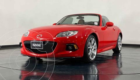 Mazda MX-5 Grand Touring usado (2015) color Cafe precio $267,999