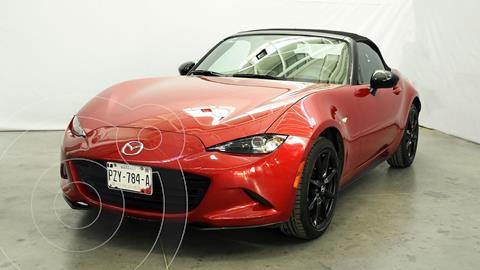 Mazda MX-5 Sport usado (2017) color Rojo precio $299,000