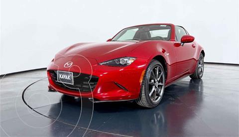 Mazda MX-5 RF Aut usado (2017) color Rojo precio $398,999