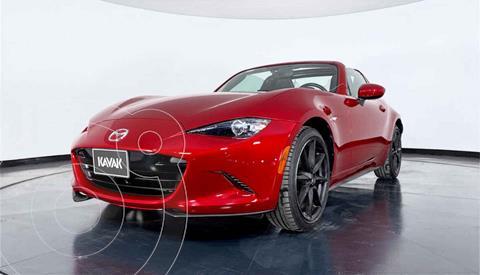 Mazda MX-5 RF Aut usado (2017) color Rojo precio $392,999