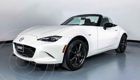 Mazda MX-5 i Sport usado (2017) color Blanco precio $334,999