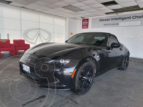Mazda MX-5 Sport usado (2016) color Negro precio $250,000