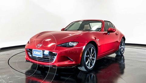 Mazda MX-5 RF Aut usado (2017) color Rojo precio $409,999