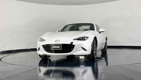 Mazda MX-5 RF Aut usado (2017) color Blanco precio $373,999