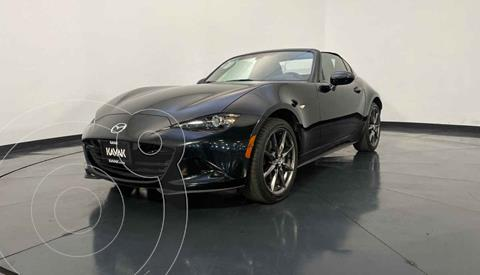 Mazda MX-5 RF Aut usado (2017) color Negro precio $392,999