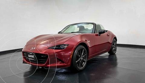 Mazda MX-5 i Sport usado (2017) color Rojo precio $302,999