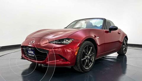 Mazda MX-5 i Sport usado (2017) color Rojo precio $267,999