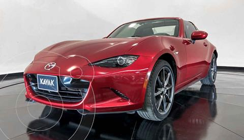 Mazda MX-5 RF Aut usado (2017) color Rojo precio $384,999
