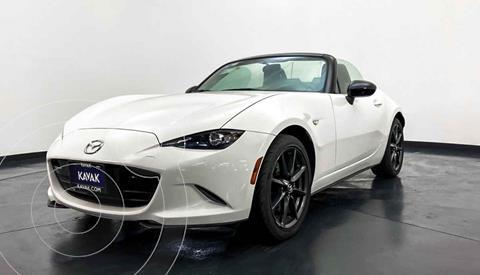 Mazda MX-5 i Sport usado (2017) color Blanco precio $299,999