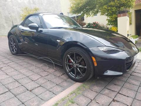 Mazda MX-5 i Sport usado (2016) color Negro precio $298,000