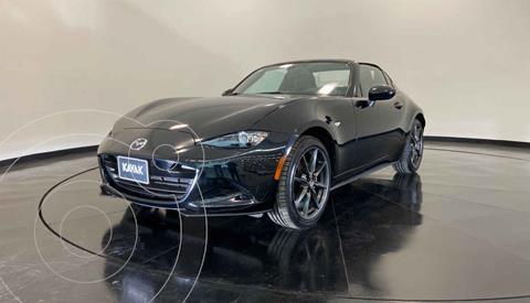 Mazda MX-5 RF Aut usado (2017) color Negro precio $397,999