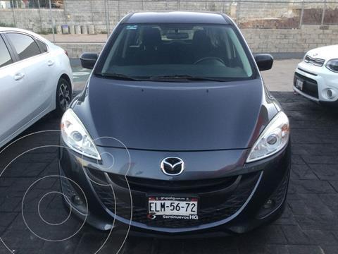 Mazda MX-5 Grand Touring usado (2012) color Gris precio $165,000