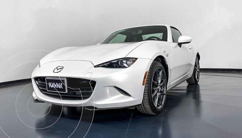 Mazda MX-5 RF Aut usado (2017) color Blanco precio $394,999