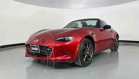 Mazda MX-5 i Sport usado (2017) color Rojo precio $279,999