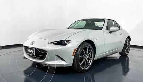 Mazda MX-5 RF Aut usado (2017) color Blanco precio $392,999