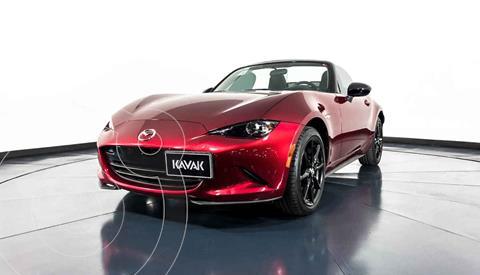 Mazda MX-5 Grand Touring usado (2019) color Rojo precio $357,999