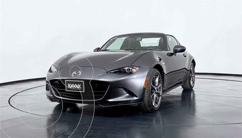 Mazda MX-5 RF Aut usado (2017) color Gris precio $404,999