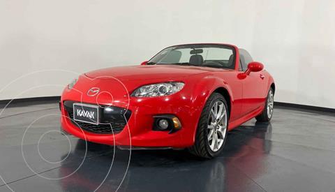 Mazda MX-5 Grand Touring usado (2015) color Rojo precio $262,999