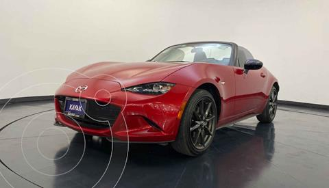 Mazda MX-5 i Sport usado (2017) color Rojo precio $312,999