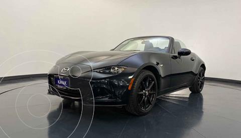 Mazda MX-5 Grand Touring usado (2019) color Negro precio $352,999