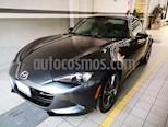 Foto venta Auto Seminuevo Mazda MX-5 RF Aut (2017) color Gris Titanio precio $370,000