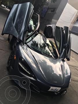 McLaren 650S Coupe 3.8L usado (2018) color Gris precio $6,300,000