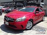 Foto venta Auto usado Mercedes Benz Clase A 200 CGI Aut (2017) color Rojo Jupiter precio $355,000