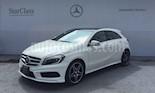 Foto venta Auto usado Mercedes Benz Clase A 200 CGI Sport Aut (2016) color Blanco precio $369,900