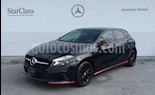 Foto venta Auto usado Mercedes Benz Clase A 200 CGI Sport Aut (2016) color Negro precio $314,900