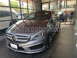 Foto venta Auto usado Mercedes Benz Clase A 200 CGI Sport Aut (2015) color Gris Monolito precio $329,000
