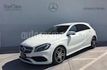 Foto venta Auto usado Mercedes Benz Clase A 200 CGI Sport Aut (2018) color Blanco precio $474,900