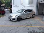 Foto venta Auto Seminuevo Mercedes Benz Clase A 200 CGI Sport Aut (2016) color Gris precio $310,000