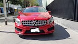 Foto venta Auto usado Mercedes Benz Clase A 200 CGI Sport Aut (2016) color Rojo Jupiter precio $345,000