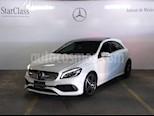 Foto venta Auto usado Mercedes Benz Clase A 200 CGI Sport S/Techo Aut (2017) color Blanco precio $449,000