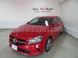 Foto venta Auto usado Mercedes Benz Clase A 200 CGI Style (2017) color Rojo precio $324,995