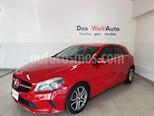 Foto venta Auto usado Mercedes Benz Clase A 200 Style (2017) color Rojo precio $324,995