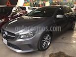 Foto venta Auto usado Mercedes Benz Clase A 200 Style (2017) color Gris Magnesio precio $340,000