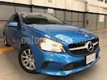 Foto venta Auto usado Mercedes Benz Clase A 5p 200 Style L4/1.6 Aut (2017) color Azul precio $350,000