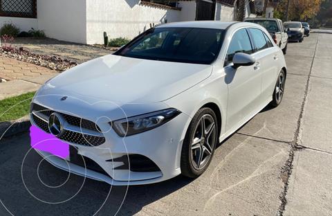 foto Mercedes Benz Clase A A200 AMG Line  usado (2019) color Blanco precio $24.000.000