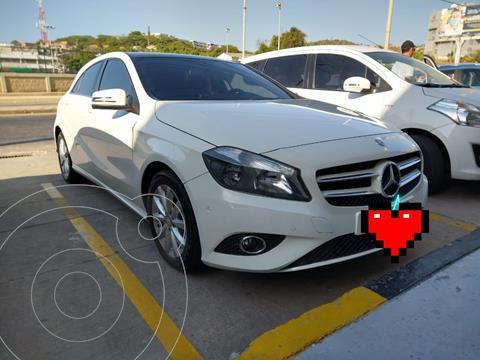 Mercedes Clase A 200 Aut usado (2013) color Blanco Cirro precio u$s52.500