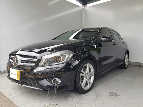 Mercedes Clase A 200 Aut usado (2016) color Negro Cosmos precio $67.990.000
