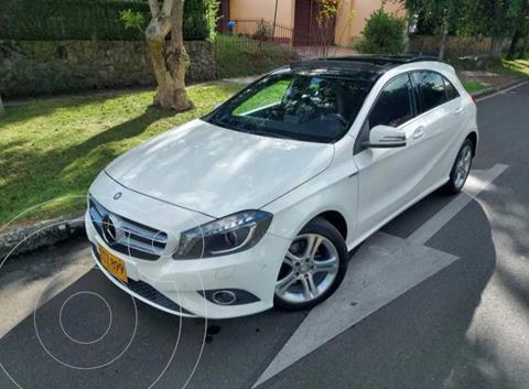 Mercedes Benz Clase A 200 Aut usado (2016) color Blanco precio $66.900.000