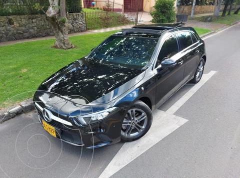 Mercedes Clase A 200 usado (2020) color Negro precio $105.900.000