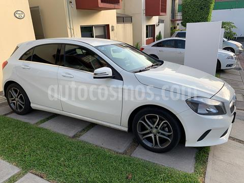Mercedes Clase A 200 CGI Style usado (2017) color Blanco Cirro precio $280,000