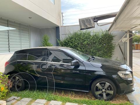 Mercedes Benz Clase A A 180 usado (2017) color Negro precio u$s27,000