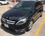 Foto venta Auto usado Mercedes Benz Clase B 180 CGI Exclusive (2014) color Negro Cosmos precio $220,000